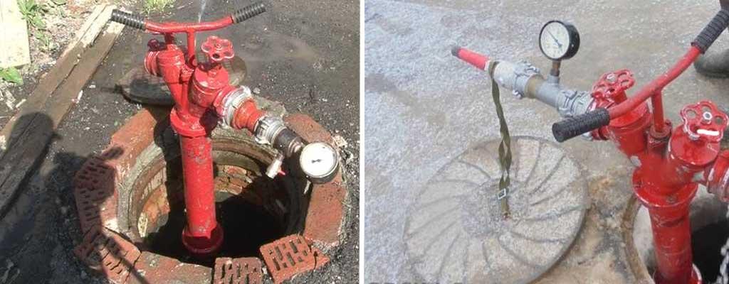 Кто должен обслуживать пожарные гидранты
